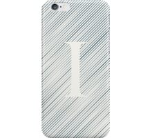 Striped I iPhone Case/Skin