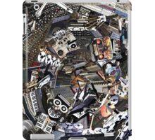 Analogue Technodelic, Sound Engineering Collage iPad Case/Skin