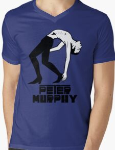 Peter Murphy Mens V-Neck T-Shirt