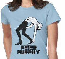 Peter Murphy Womens Fitted T-Shirt