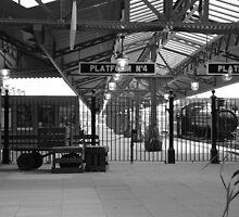 'Platform 4, Moor Street' by Mike O'Brien