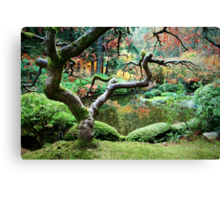 Fallen From Eden Canvas Print