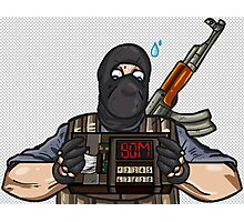 Counter Strike Global Offensive Art Photographic Print
