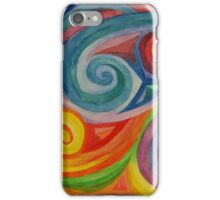 The sea of hair iPhone Case/Skin