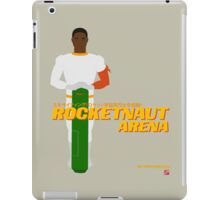 Space Hero One RocketNaut Arena Promo iPad Case/Skin
