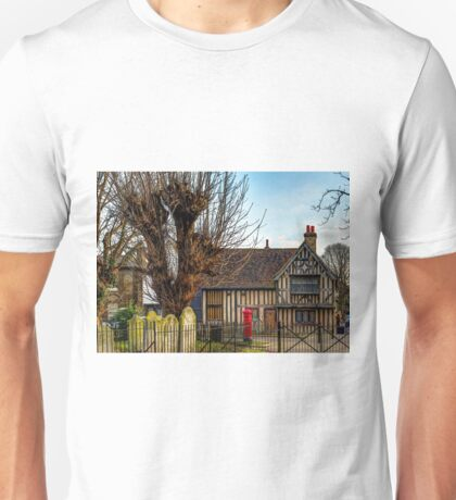 Half timbered house T-Shirt