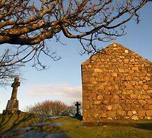 Spiddal cemetery by John Quinn