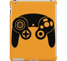 Nintendo GameCube Black iPad Case/Skin