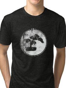 盆栽 Bonsai Tri-blend T-Shirt