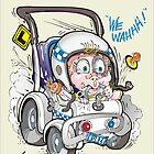 Baby Racer by Ken Tregoning