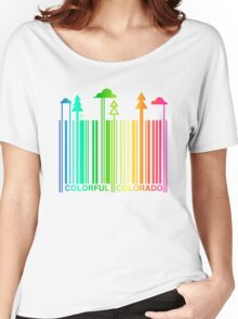 COLORFUL COLORADO Women's Relaxed Fit T-Shirt