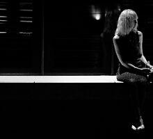 alone by Steve Leadbeater