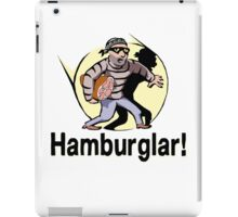 Hamburglar! iPad Case/Skin