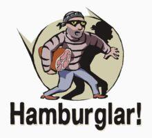 Hamburglar! One Piece - Short Sleeve