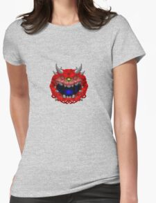 Cacodemon Womens Fitted T-Shirt