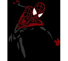 Miles Morales Ultimate Spider-Man Photographic Print