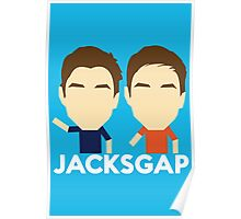 Jack and Finn Poster