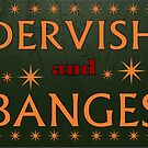 Dervish & Banges Sign Design  by Serdd