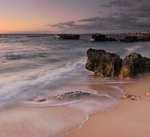 Trigg Beach by Peter Hodgson
