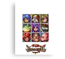Breath of fire 2 Canvas Print