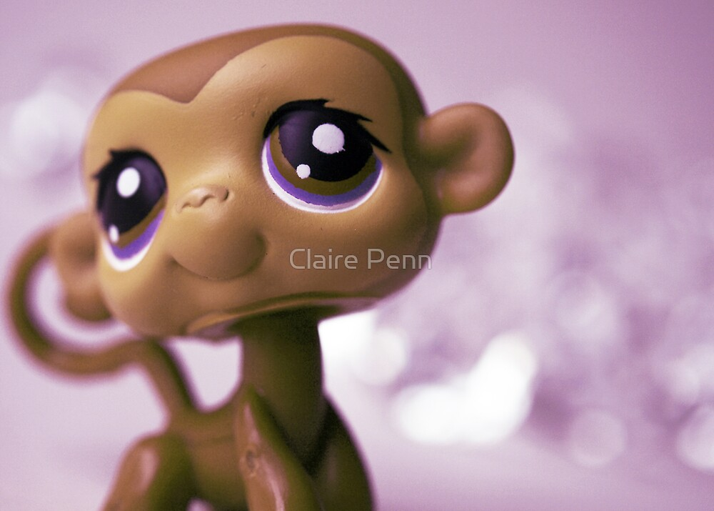 Monkeh Love by Claire Penn