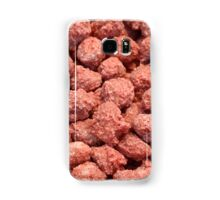 Caramelized peanuts Samsung Galaxy Case/Skin