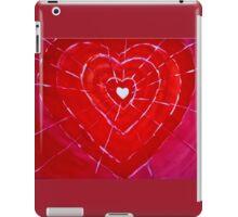 WEB OF LOVE iPad Case/Skin