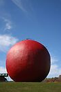 Not New York, but The Big Apple - Colborne Ontario by Allen Lucas