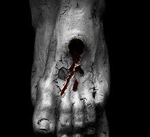 Concrete Crucifiction by Evan Shortiss