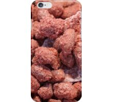 Caramelized peanuts iPhone Case/Skin