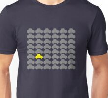 You're Always Playing Yellow Car... Unisex T-Shirt