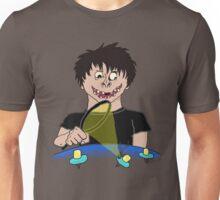 burn the aliens Unisex T-Shirt