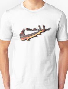 Arabic Sneak Lava Tee Unisex T-Shirt