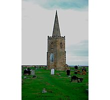 St. Germains church marske-by-the-sea Photographic Print