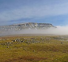 Pen-y-Ghent Series - V by Kat Simmons