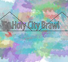 Holy City Brawl by itzlandry