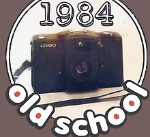 Old School Lomo 1984 by Prussia