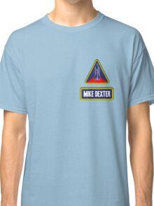 Astronaut Mike Dexter Classic T-Shirt