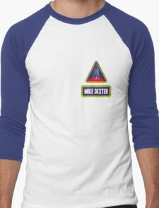 Astronaut Mike Dexter Men's Baseball ¾ T-Shirt