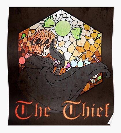 Fire Emblem Gaius - The Thief Poster