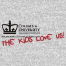 Columbia University Department of Psychology, Paranormal Studies Laboratory. by Brian Edwards