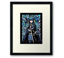 Fire Emblem Lucina - The Princess Framed Print