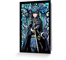 Fire Emblem Lucina - The Princess Greeting Card