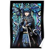 Fire Emblem Lucina - The Princess Poster