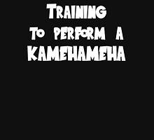 Training to perform a Kamehameha Unisex T-Shirt