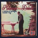Pleasures of the Dance: a collection of Norwegian Carpenter Songs by Brian Edwards