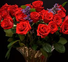37 Years And Roses Again by davesdigis