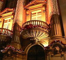 Christmas in town by terezadelpilar~ art & architecture