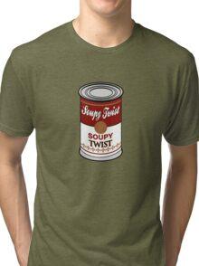 Soupy Twist Tri-blend T-Shirt