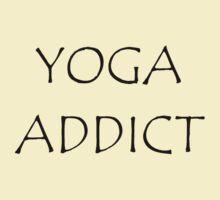 Yoga Addict by Haley Marshall